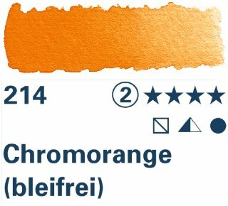 Horadam Aquarell 1/1 N Chromorange