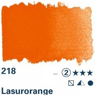Horadam Aquarell 15 ml Lasurorange