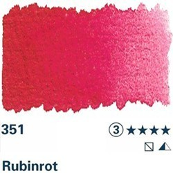 Horadam Aquarell 15 ml Rubinrot