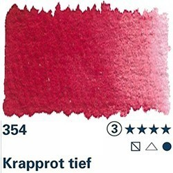 Horadam Aquarell 15 ml Krapprot tief