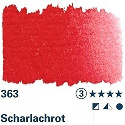 Horadam Aquarell 15 ml Scharlachrot