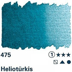 Horadam Aquarell 15 ml Heliotürkis