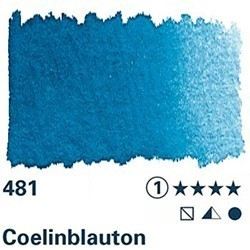 Horadam Aquarell 15 ml Coelinblauton