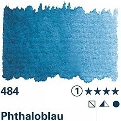 Horadam Aquarell 15 ml Phthaloblau