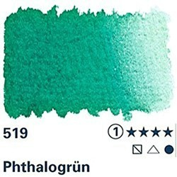 Horadam Aquarell 15 ml Phthalogrün