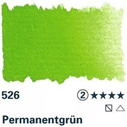 Horadam Aquarell 15 ml Permanentgrün
