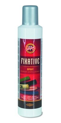 KOH-i-NOOR Pastell Fixativ-Spray 300 ml